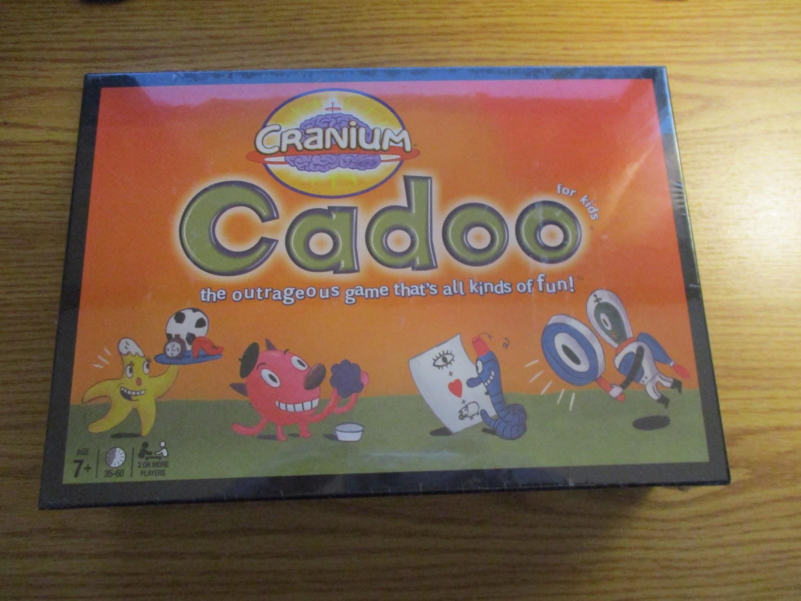 how to play cranium cadoo