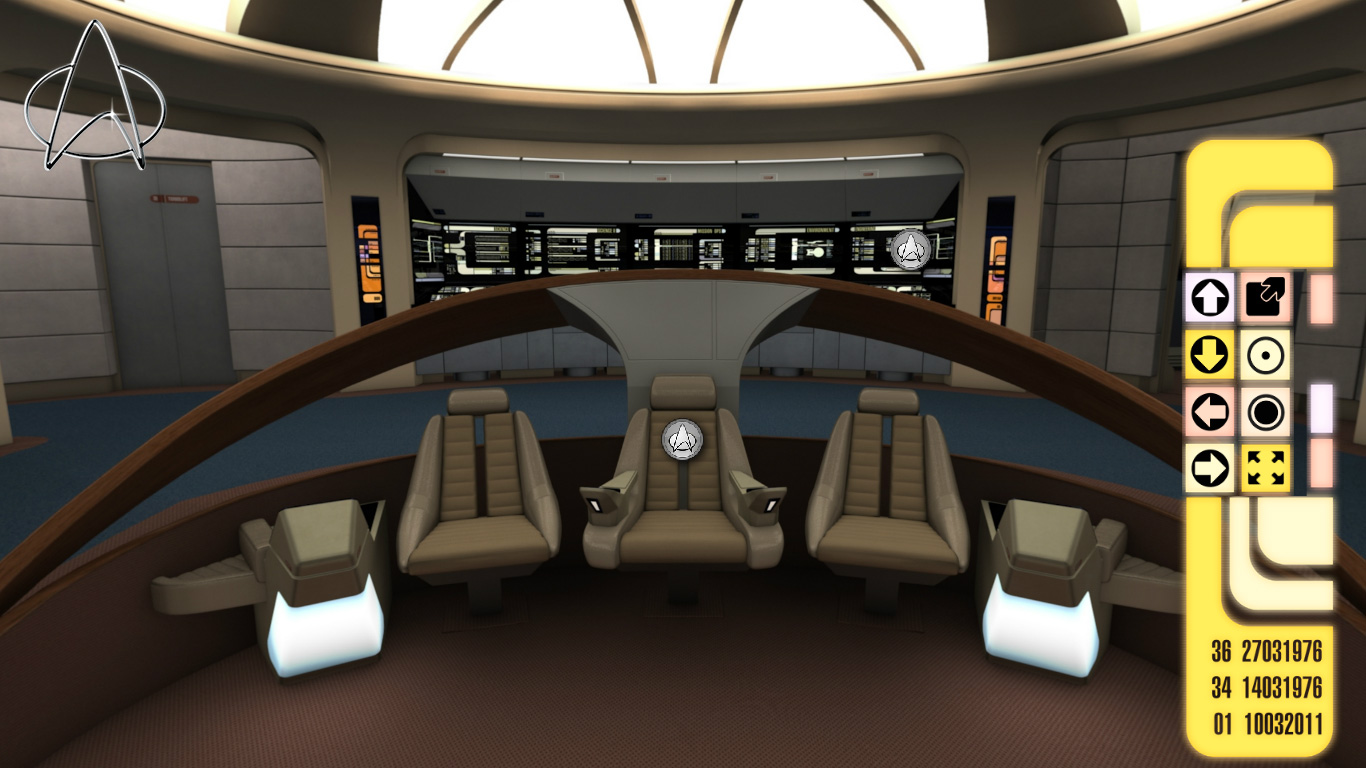 The Trek Collective First Look At On Board The Uss