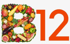 Vitamin B12 deficiency and symptoms.