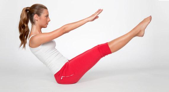 Naukasana - Simple Yoga Workout for Body Slimming