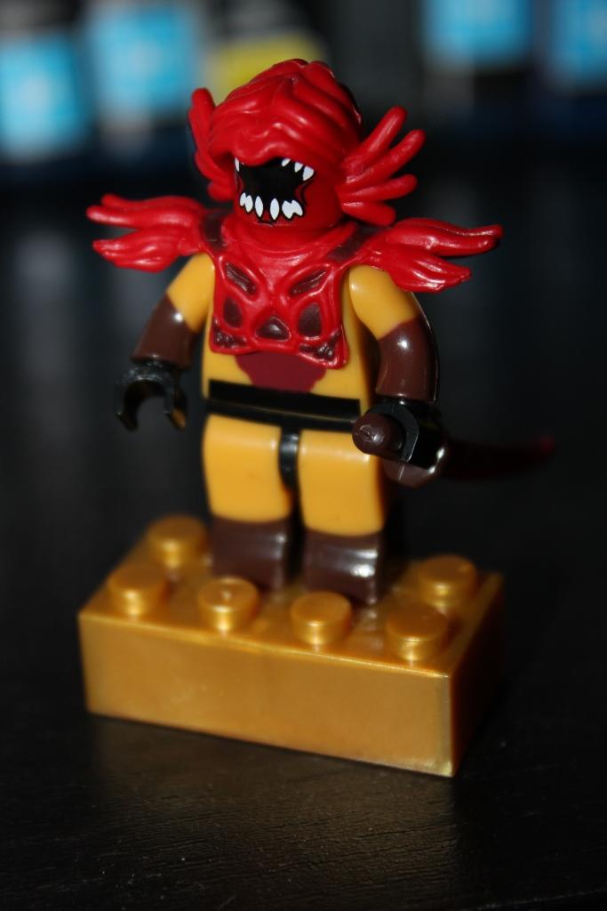 dejesta: Power Rangers Samurai Lego: Luck or Coincidence?