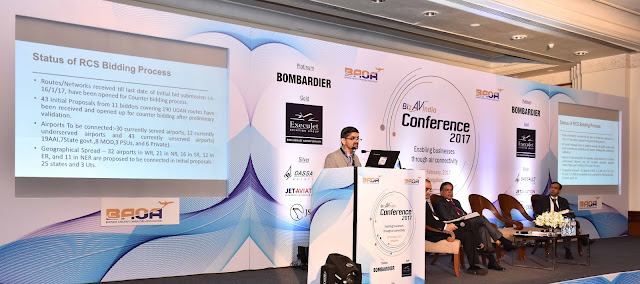 BizAVIndia Conference & Awards 2017 presented by BAOA