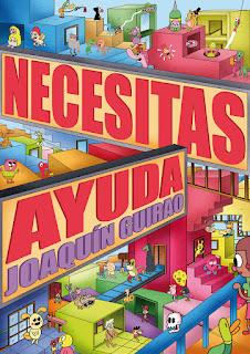 NECESITAS AYUDA (volumen único)