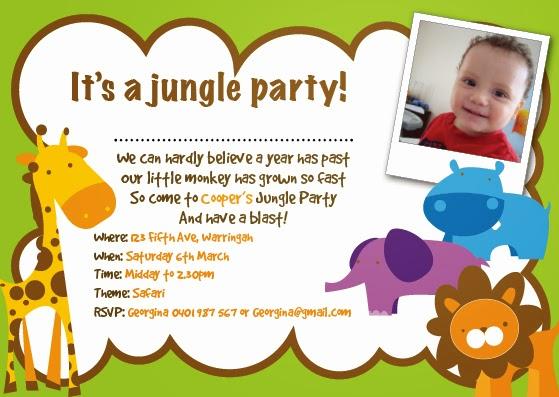 contoh undangan ulang tahun anak dalam bahasa inggris