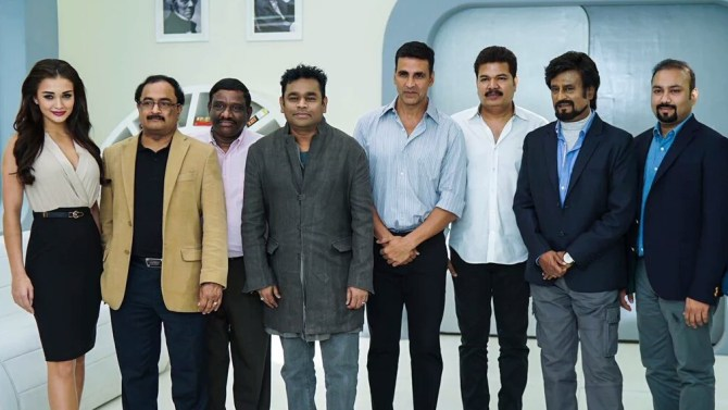 full cast and crew of bollywood movie Robot 2 2016 wiki, Rajinikanth, Amy Jackson, Akshay Kumar story, release date, Actress name poster, trailer, Photos, Wallapper