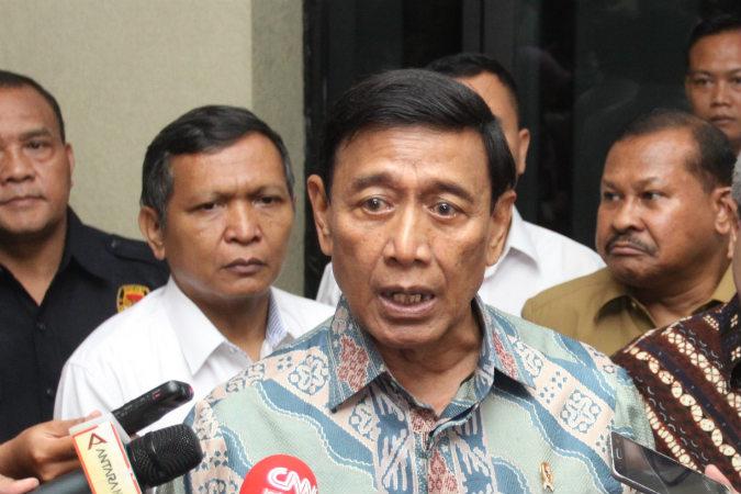 Wiranto Tidak Mau Disalahkan Soal Hanura yang Tak Lolos ke Senayan