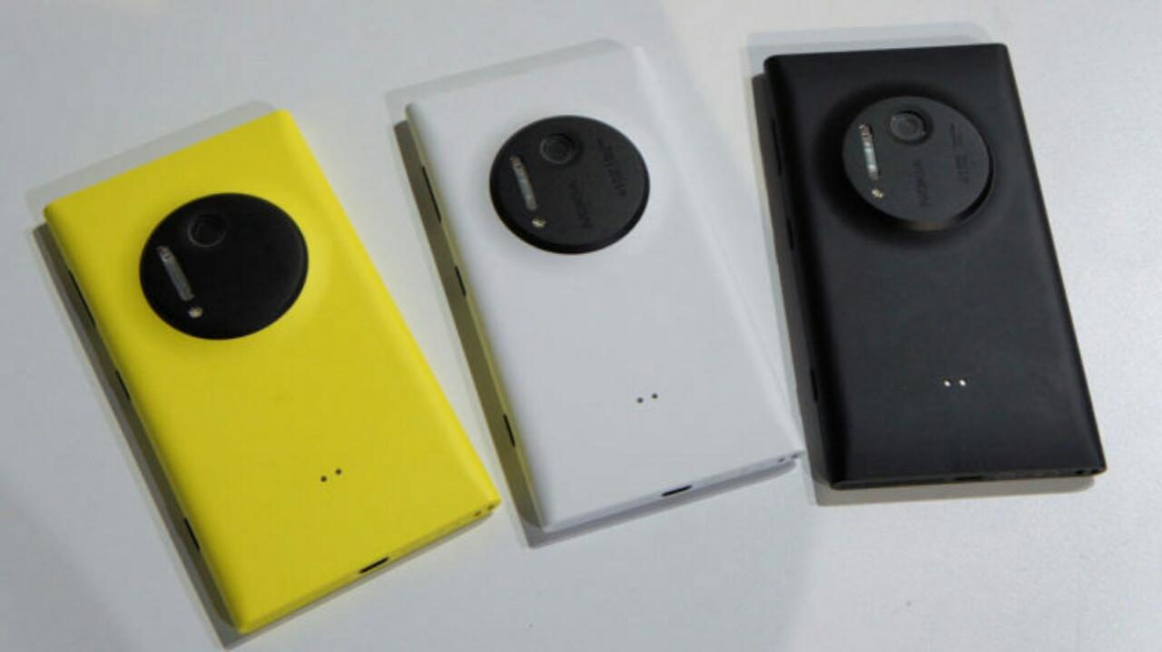 Nokia latest smartphone