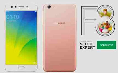 OPPO smartphone F3 penjualan perdana di 5 kota