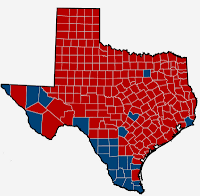 Democratic Blog News: State and District 2012 Texas Election ...
