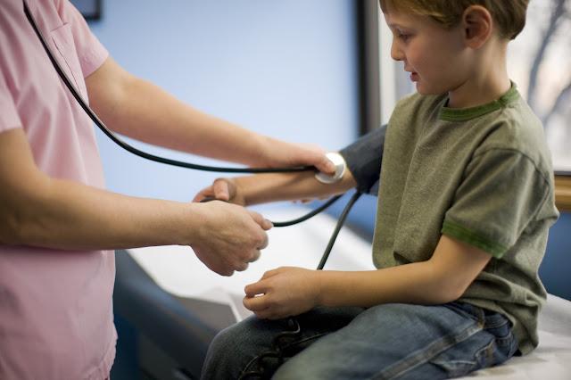 Ukuran Tensi Darah Normal Dari Anak Kecil Hingga Dewasa