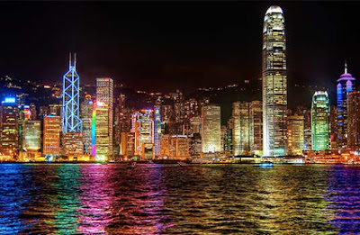 Hong Kong, Tiongkok