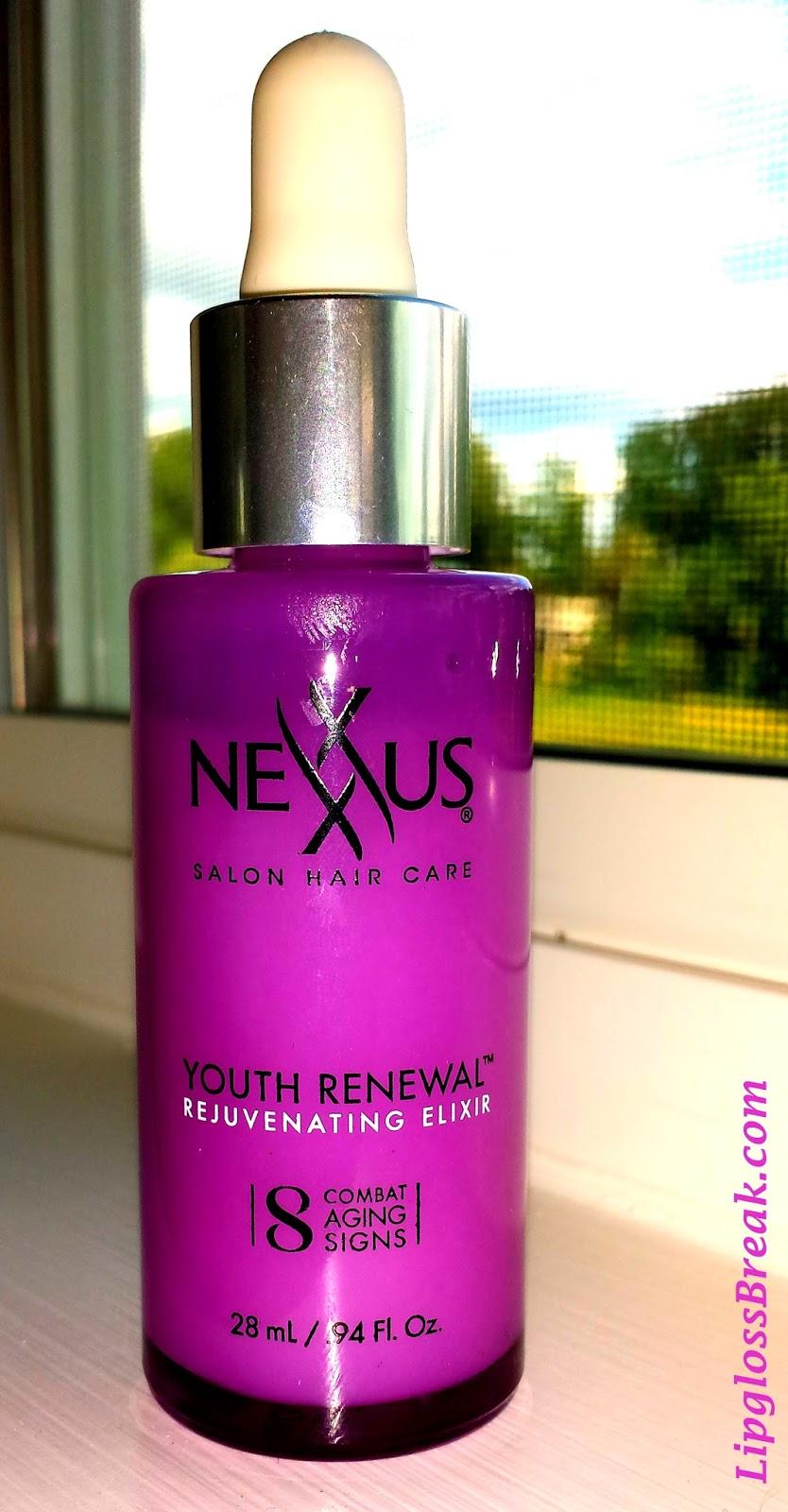 Aging Hair Shampoo Nexxus