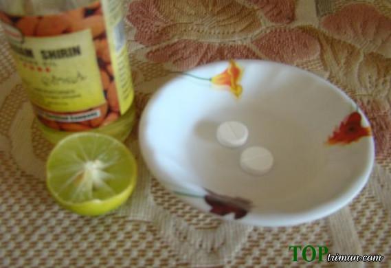 Trị mụn trước chu kỳ kinh bằng aspirin cực hiệu quả