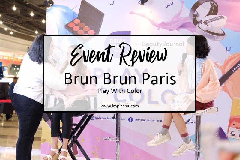 Brun Brun Paris Play with Color
