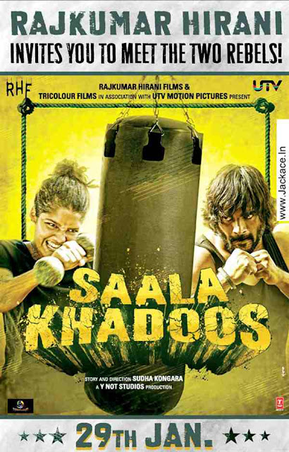 Saala Khadoos (2016) ταινιες online seires oipeirates greek subs