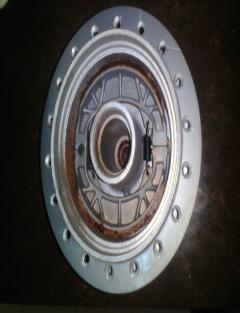 Gambar hub rim