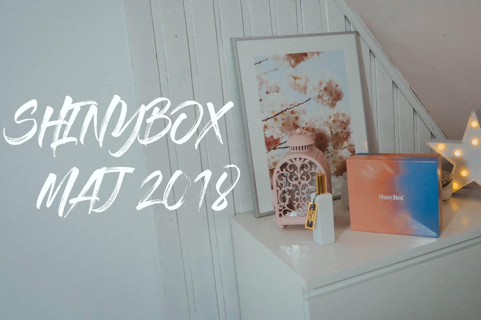 SHINYBOX MAJ 2018