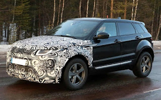 2019 Range Rover Evoque II: Caractéristiques, conception, prix