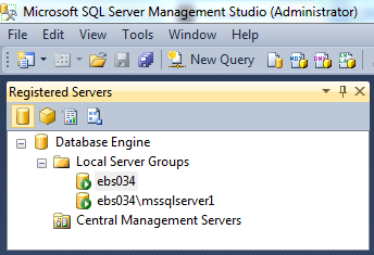 Microsoft Sql Server Management Studio Create Database