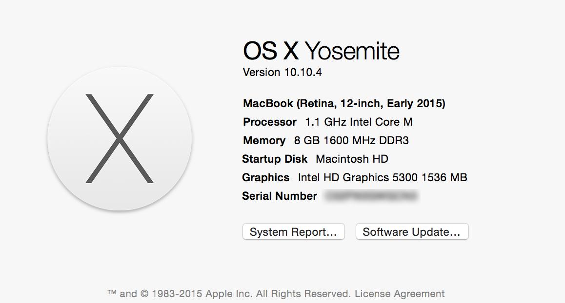 Archimago's Musings: MEASUREMENTS: Apple Mac OS X (
