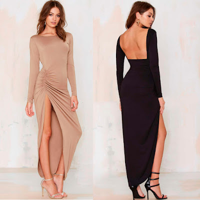 Cocktail Dresses With Long Sleeves