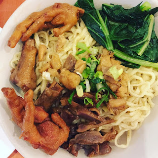 Resep Mie Ayam Ceker