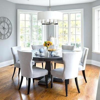 desain ruang makan yang keren dan cantik