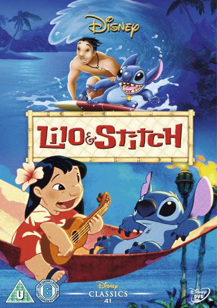 Lilo and Stitch Movie in Hindi 480p HQ 1