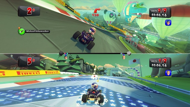 Download F1 Race Stars PC Games Gameplay