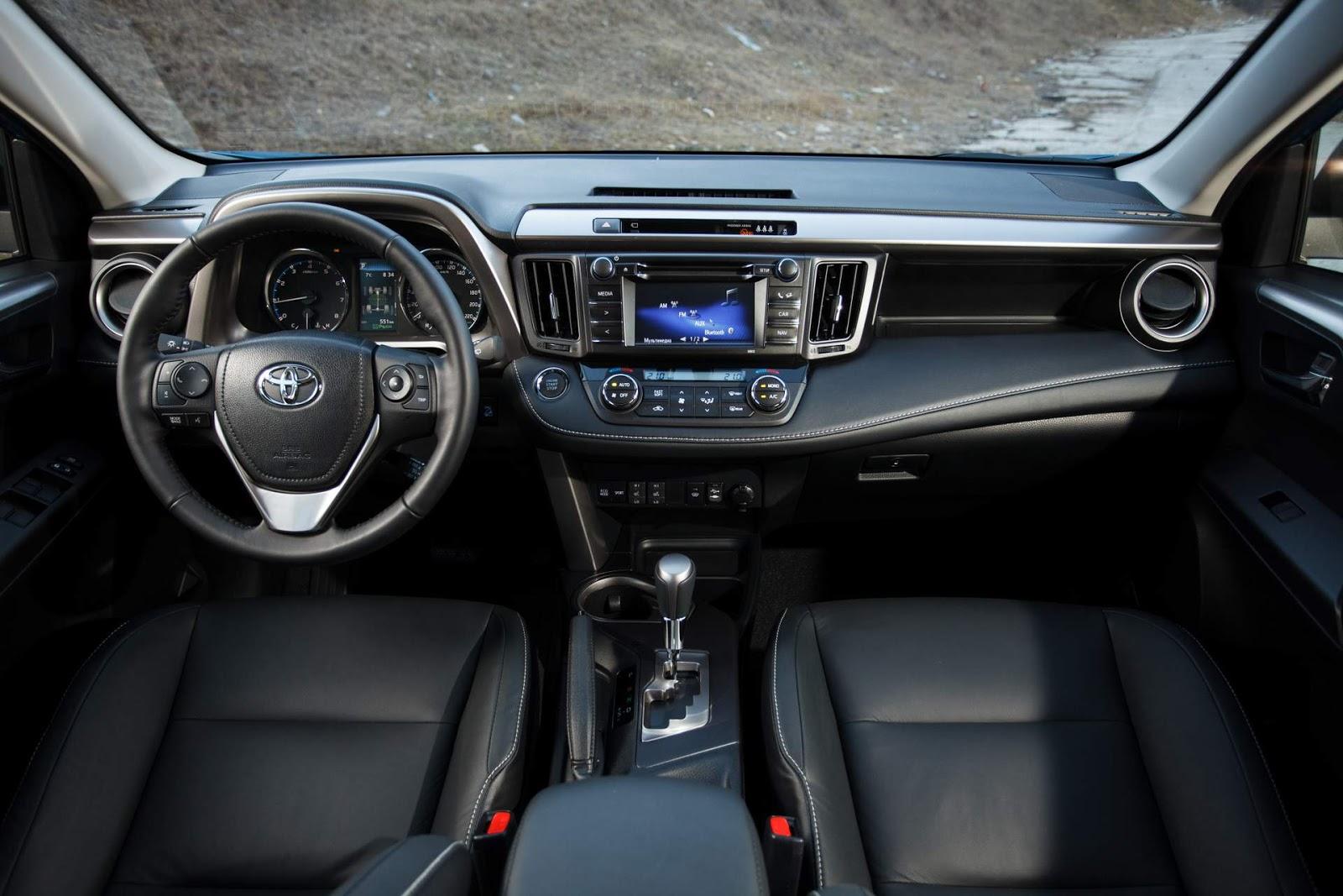 Nova Toyota Rav4 2017 Pre O Consumo E Especifica Es Car Blog Br