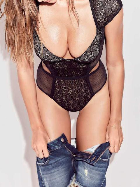 Victoria's Secret April Latest Lookbook featuring Josephine Skriver