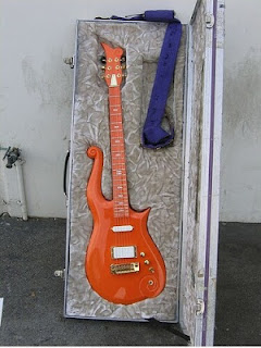 Image result for prince orange cloud guitar