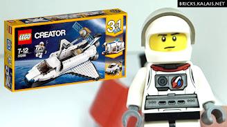 [FILM] LEGO 31066 Odkrywca z promu kosmicznego - Powrót do szkoły