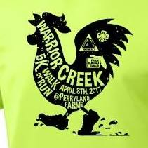 2017 Warrior Creek 5K