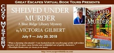 Upcoming Blog Tour 7/13/18