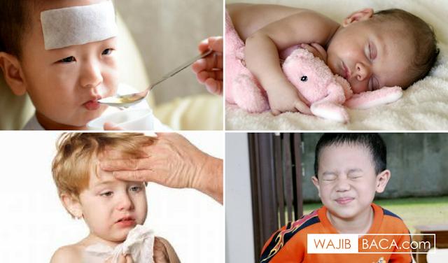 Jangan Pernah Abaikan 10 Gejala Penyakit pada Anak Berikut ini, 4 dan 5 Efeknya Fatal