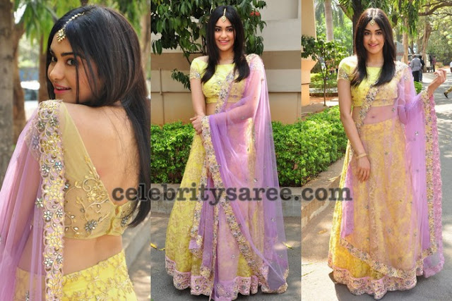 Adah-Sharma-latest-lehengas1