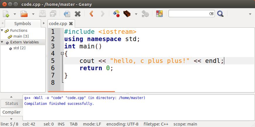 Setup C Programming Tools On Ubuntu For Beginners
