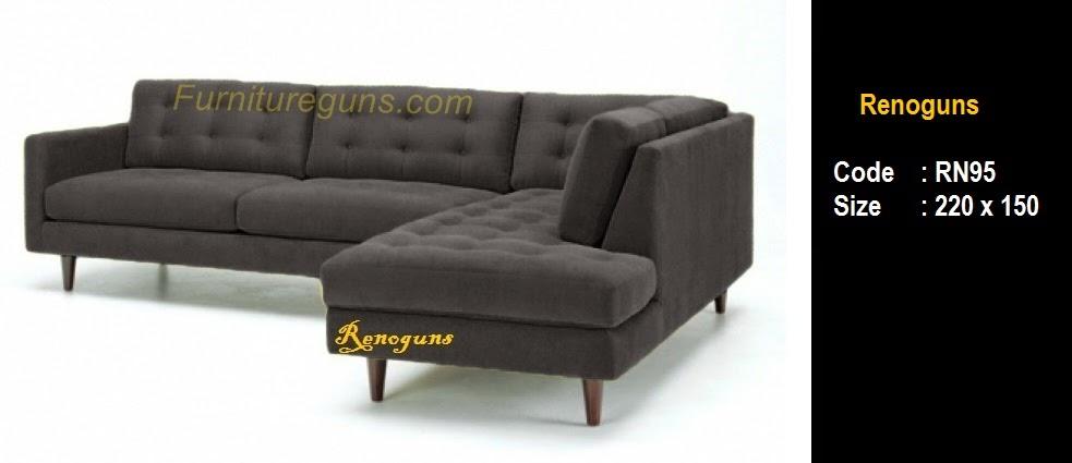 Sofa Modern Retro Vintage