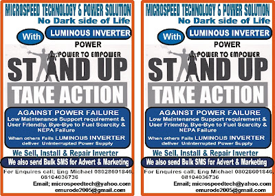 Inverter and Solar Expert Company in Nigeria