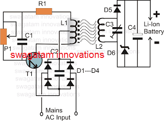 wireless power transfer circuit demonstration