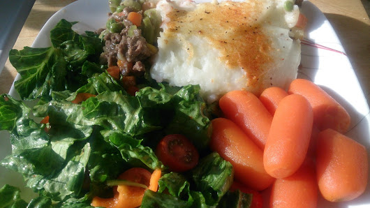 Shepherds pie 8pp