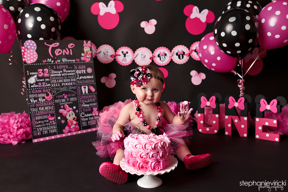 Sensational Toni Central Kentucky Cake Smash Photographer Louisville Funny Birthday Cards Online Chimdamsfinfo