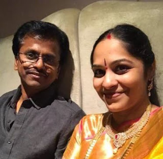 AR Murugadoss  Family Husband Parents children's Marriage Photos