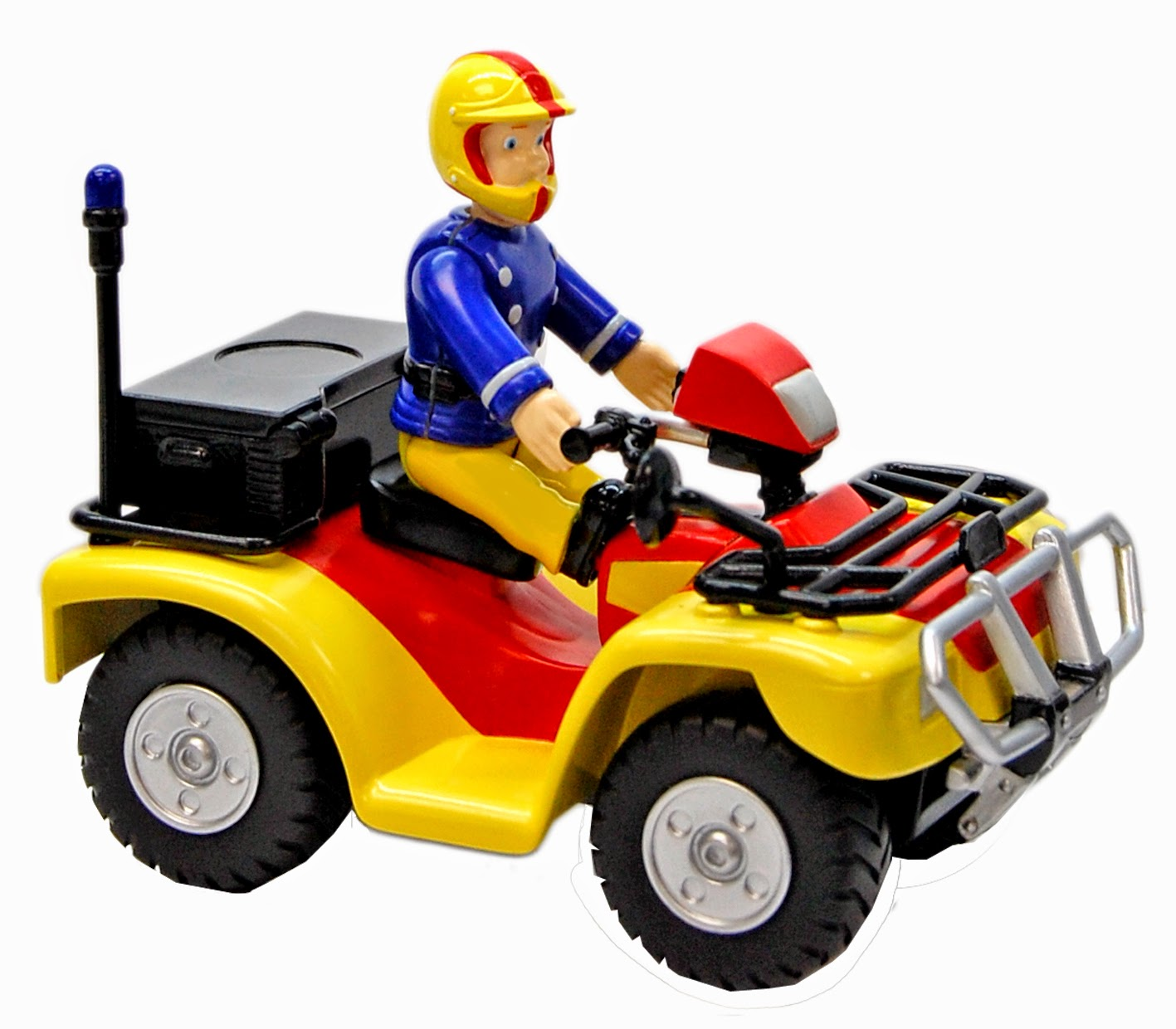 Madhouse Family Reviews Characters Fireman Sam Toys Review