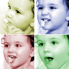 La salud dental de muchos niños suele ser deficiente