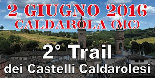 CLASSIFICA Trail dei castelli Caldarolesi 2016