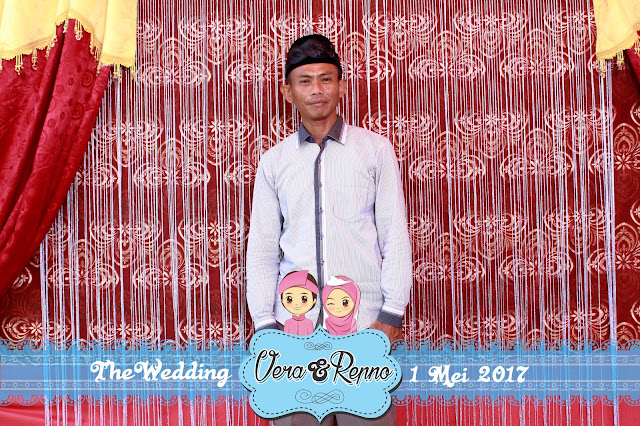 +0856-4020-3369 ; Jasa Photobooth Kudus ~Wedding Vera & Repno~
