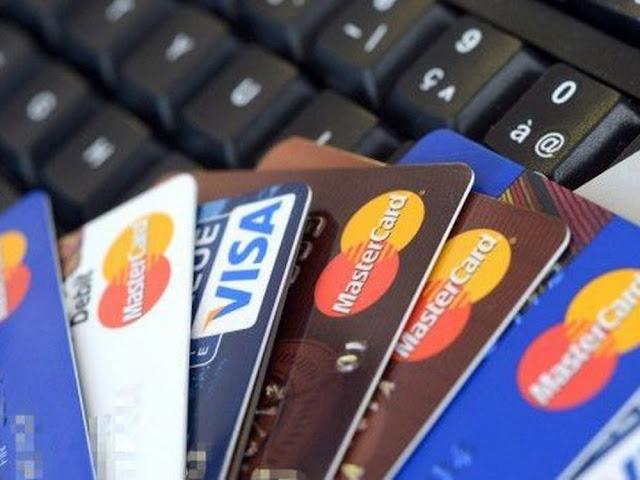 Resultado de imagem para Taxa média de juros do cartão cai para 441,76% ao ano em janeiro, diz Anefac