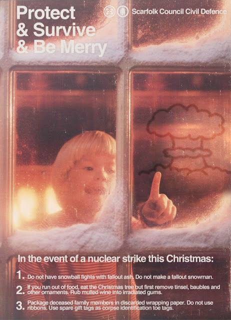 Christmas Civil Defence. Public Information (1979)